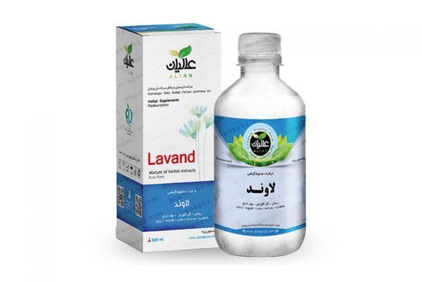 معجون لاوند عالیان پخش محصولات گیاهی بهشت سلامت beheshtsalamat