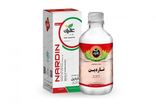معجون ناردین عالیان پخش محصولات گیاهی بهشت سلامت beheshtsalamat