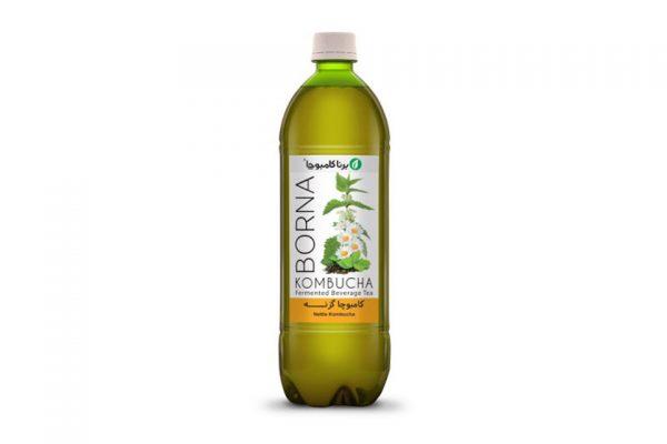 مشخصات و قیمت خرید نوشیدنی برنا کامبوچا هفت گیاه با خاصیت درمان و تقویت کننده پروستات و تخمدان.مجصولات گیاهی دارویی فروشگاه بهشت سلامت