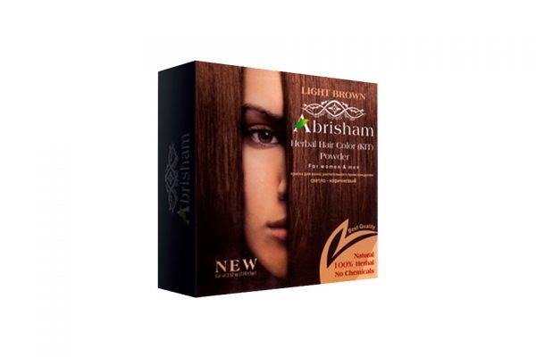 مشخصات و قیمت خرید رنگ مو قهوه ای روشن ابریشم-با خواص تقویت مو-ضد ریزش-رفع سفیدی مو و ضد خارش پوست سر از محصولات بهشت سلامت
