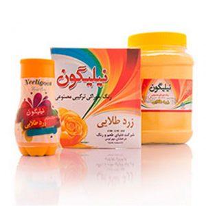 مشخصات و قیمت پودر رنگ غذا 50CC نیلیگون-رنگ برای تزئین غذا-کیک-دسر-شیرینی-فروشگاه محصولات گیاهی دارویی بهشت سلامت
