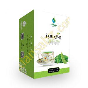 مشخصات و قیمت خرید دمنوش تی بگ چای سبز نیل تاک با خواص ضد سرطانی-لاغری-کاهش وزن-تقویت پوست- از فروشگاه محصولات گیاهی دارویی بهشت سلامت