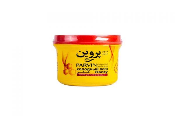 مشخصات و قیمت موم سرد عسلی پروین با خاصیت اپیلاسیون-پاکسازی و رفع موهای زائد بدن-نرم کننده پوست بدون ایجاد حساسیت از فروشگاه محصولات گیاهی دارویی بهشت سلامت