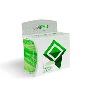 مشخصات و قیمت خرید ماسک خاک رس سبز آرال مناسب برای پوست های چرب- ضد جوش و آکنه-لایه بردار-تقویت و لیفتینگ پوست و ضد چین وچروک -از محصولات گیاهی دارویی بهشت سلامت