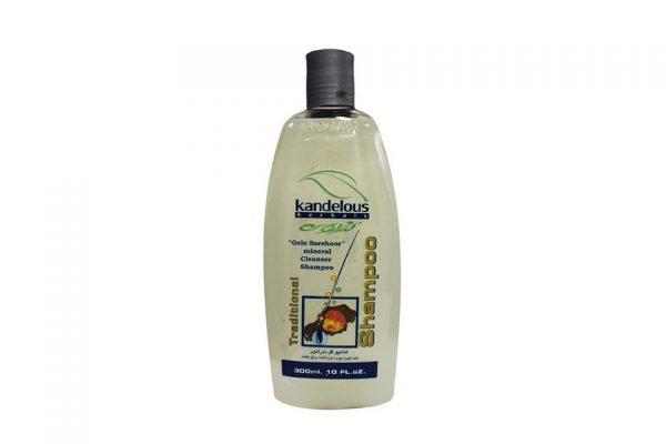 مشخصات و قیمت خرید شامپو گل سر شور کندلوس با خواص درمانی تقویت کننده و ضد ریزش و ضد شوره مو-تنظیم چربی پوست سر و نرم کننده مو از محصولات گیاهی دارویی بهشت سلامت