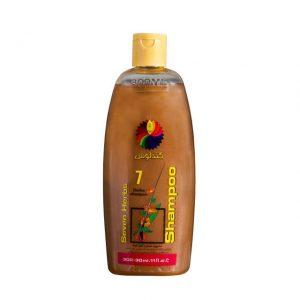 مشخصات و قیمت خرید شامپو مولتی ویتامینه هفت گیاه کندلوس با خواص درمانی تقویت کننده و ضد ریزش مو-تنظیم چربی پوست سر و نرم کننده مو از محصولات گیاهی دارویی بهشت سلامت