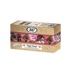 صابون مریم گلی ان جی پخش محصولات گیاهی بهشت سلامت beheshtsalamat