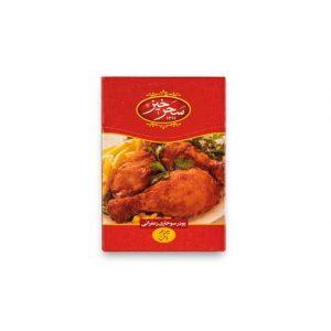مشخصات و قیمت خرید پودر سوخاری زعفرانی سحرخیز- برای طعم دار کردن و تهیه انواع غذاها از محصولات بهشت سلامت